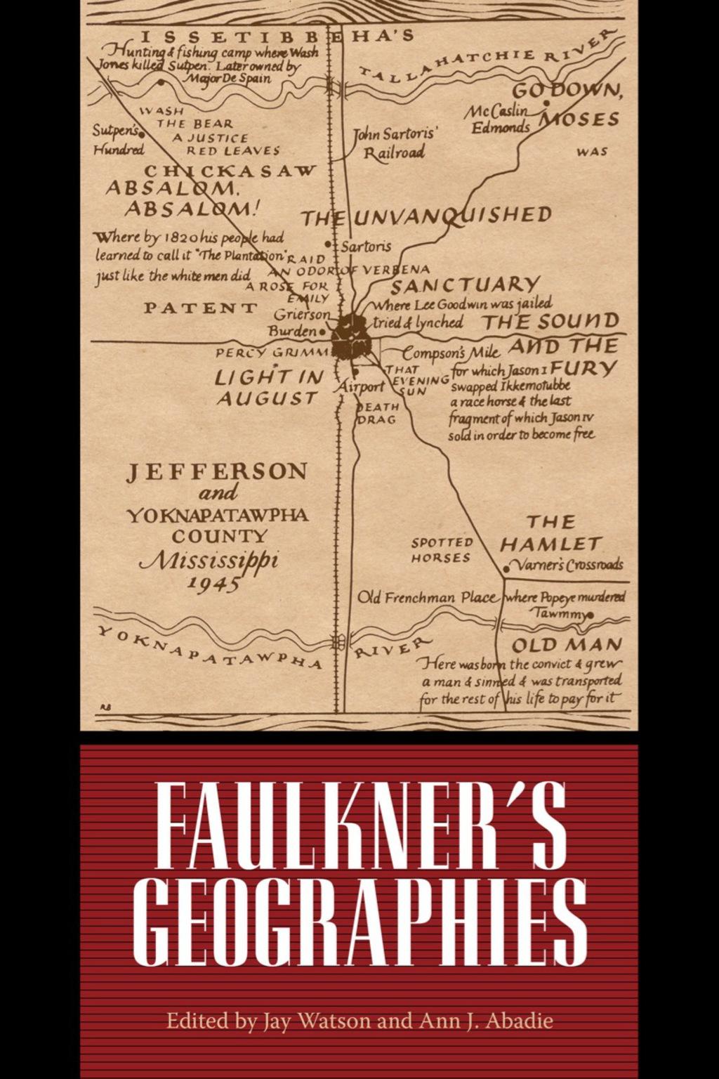 Faulkner's Geographies (eBook)