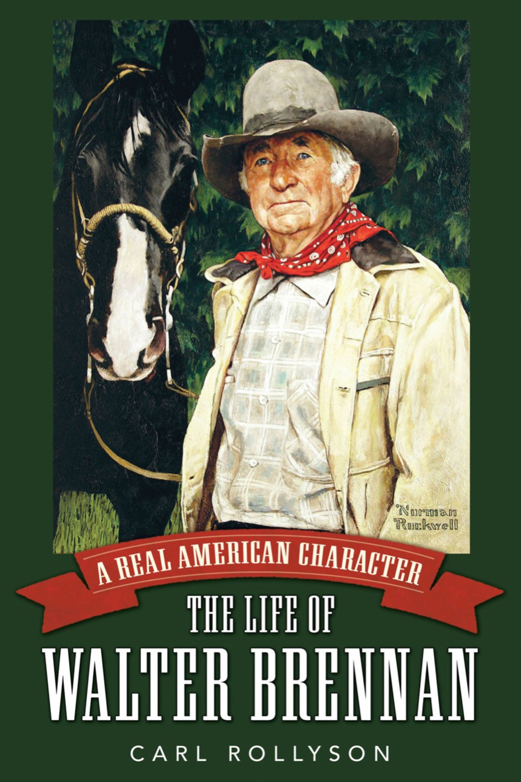 A Real American Character (eBook)