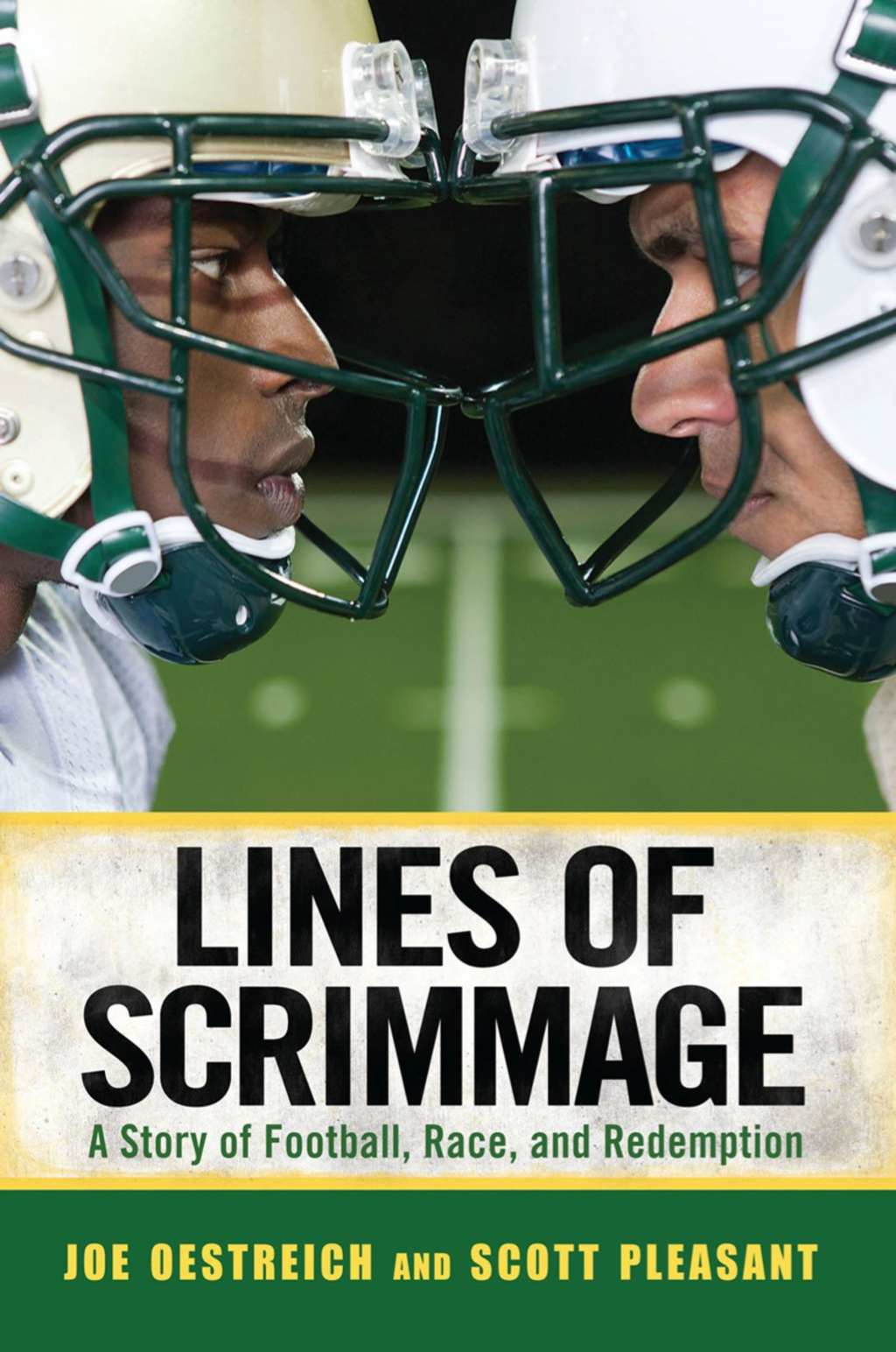 Lines of Scrimmage (eBook)