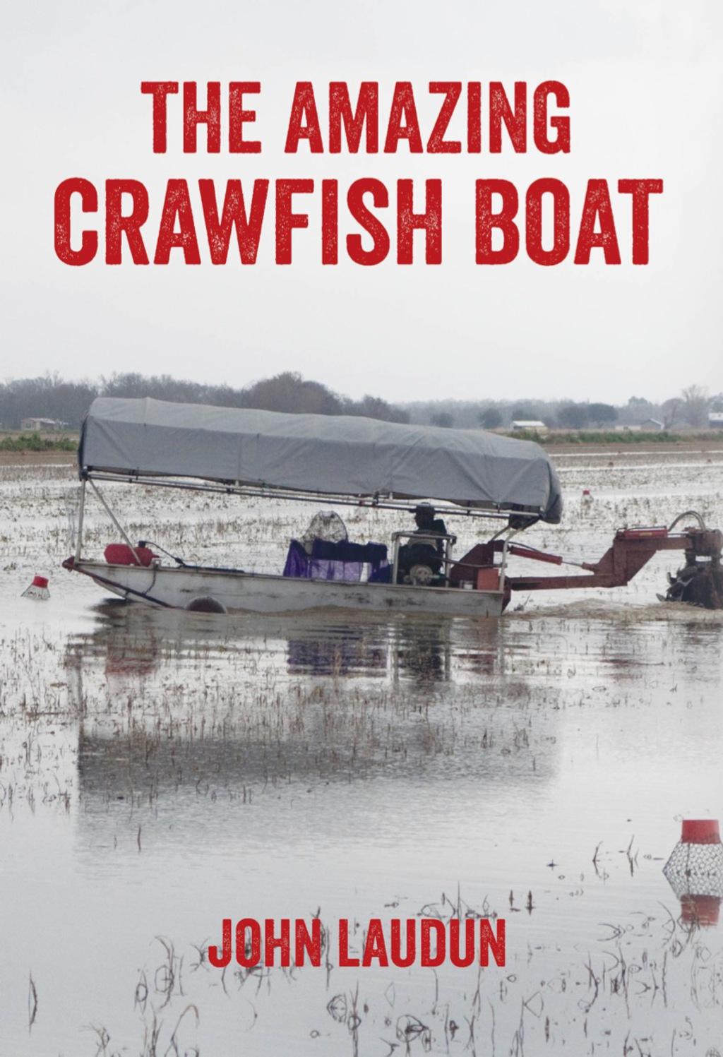 The Amazing Crawfish Boat (eBook)