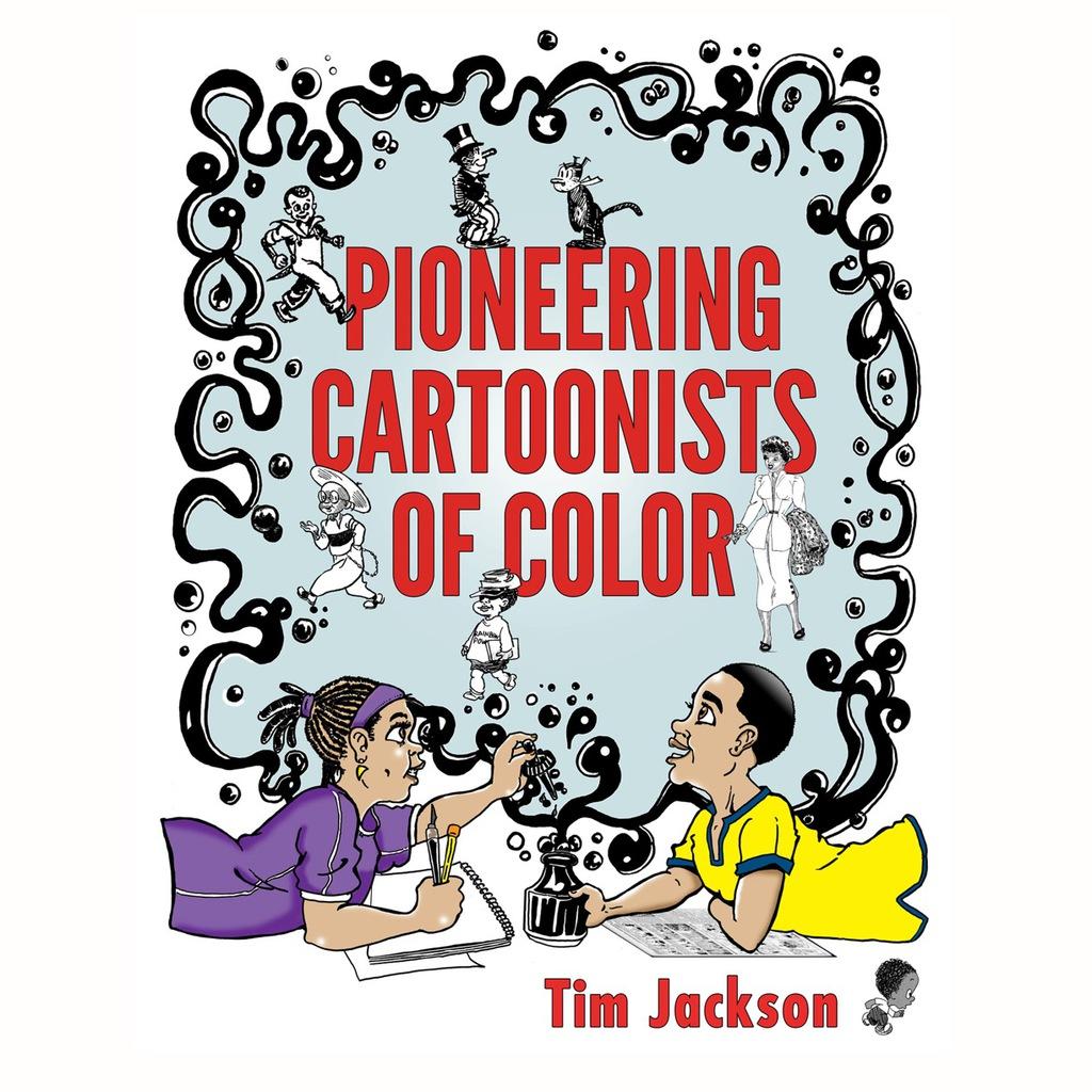 Pioneering Cartoonists of Color (eBook)