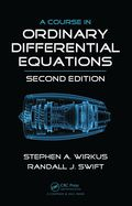A Course in Ordinary Differential Equations, Second Edition 9781498723695R180