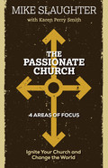 The Passionate Church 9781501815041