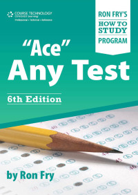 """""""Ace"""" Any Test              by             Ron Fry"""
