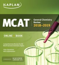MCAT General Chemistry Review 2019-2020