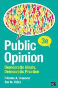 Public Opinion: Democratic Ideals, Democratic Practice 9781506354637R90
