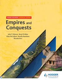Hodder Education Caribbean History: Empires and Conquests              by             John T Gilmore; Beryl Allen; Dian McCallum