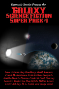 Fantastic Stories Present the Galaxy Science Fiction Super Pack #1 9781515405245