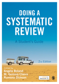Doing a Systematic Review 9781526416568