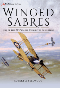 Winged Sabres              by             Robert A. Sellwood