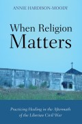 When Religion Matters 9781532605352