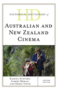 Historical Dictionary of Australian and New Zealand Cinema 9781538111277