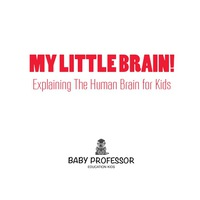 My Little Brain! - Explaining The Human Brain for Kids              by             Baby Professor