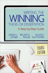 Writing the winning thesis or dissertation 2nd edition