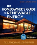 The Homeowner's Guide to Renewable Energy 9781550924794