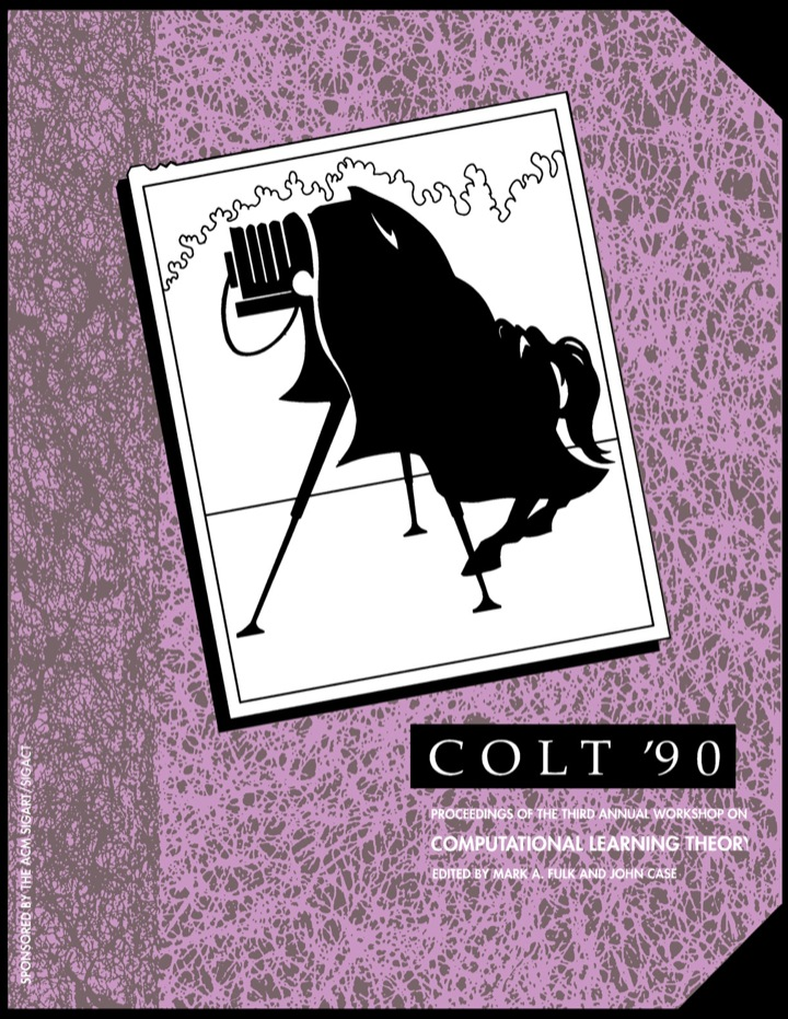 COLT Proceedings 1990