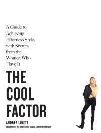 The Cool Factor              by             Andrea Linett