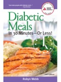 Diabetic Meals in 30 Minutes?or Less! 9781580404051