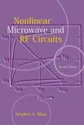 Nonlinear Microwave and RF Circuits, Second Edition 9781580536110
