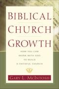 Biblical Church Growth 9781585585526