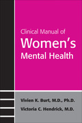 Clinical Manual of Women's Mental Health 9781585626595
