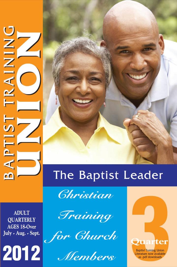Baptist Leader 3rd Qtr. 2012
