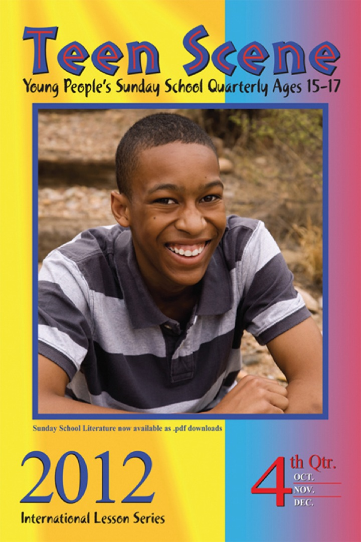Teen Scene: 4th Quarter 2012
