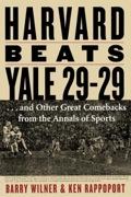 Harvard Beats Yale 29-29 9781589793316