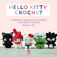 A first look at my book: Hello Kitty Crochet – amiguruMEI | 200x200
