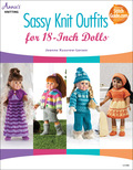 Sassy Knit Outfits: For 18-Inch Dolls 9781596359758