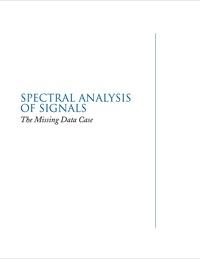 Spectral Analysis of Signals              by             Yanwei Wang; Jian Li; Petre Stoica