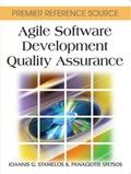 Agile Software Development Quality Assurance 9781599042183