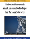Handbook on Advancements in Smart Antenna Technologies for Wireless Networks (9781599049892) photo