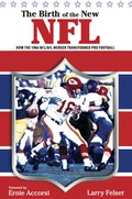Birth of the New NFL 9781599217628