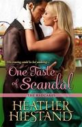 One Taste of Scandal 9781601831125