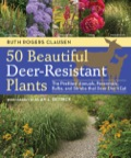 50 Beautiful Deer-Resistant Plants 9781604693201