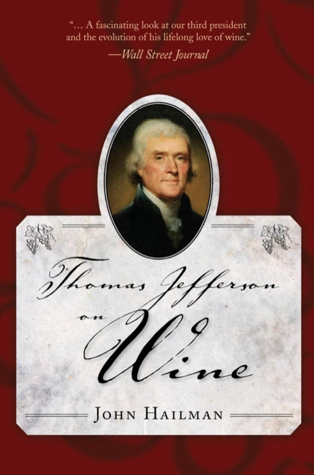Thomas Jefferson on Wine (eBook)