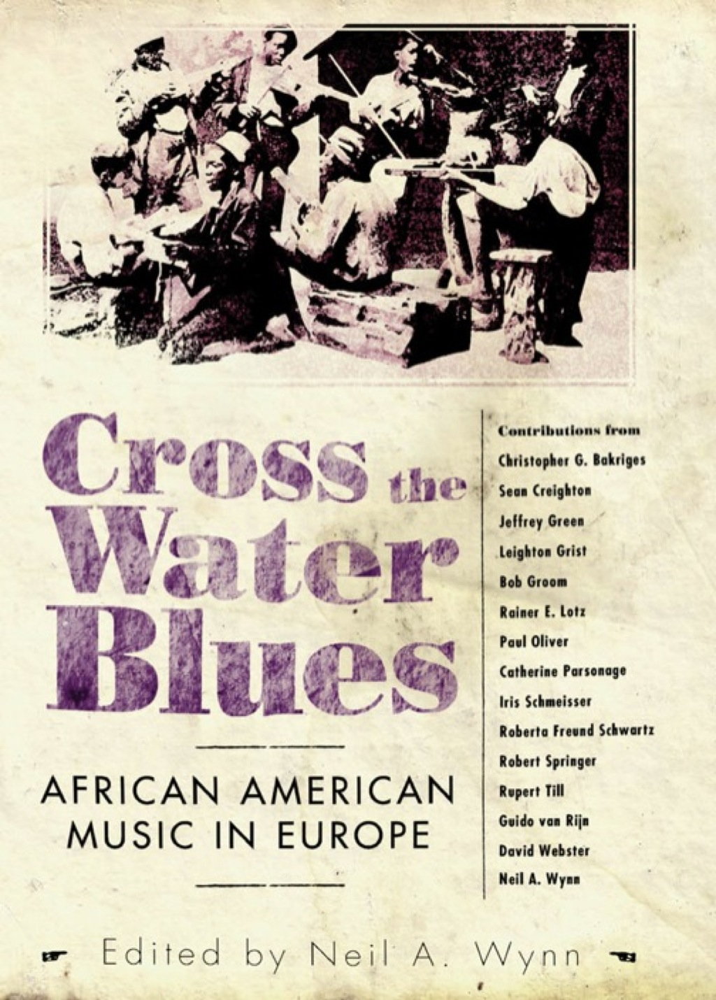 Cross the Water Blues (eBook)