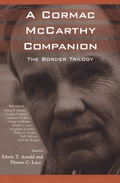 A Cormac McCarthy Companion 9781604735819