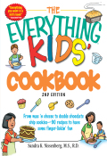 The Everything Kids' Cookbook 9781605507972