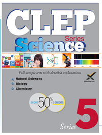 CLEP Science Series 2017              by             Sharon A Wynne