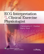"""ECG Interpretation for the Clinical Exercise Physiologist"" (9781609138394)"