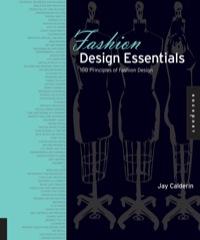 Fashion Design Essentials              by             Jay Calderin