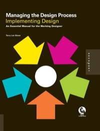 Managing the Design Process-Implementing Design              by             Terry Lee Stone