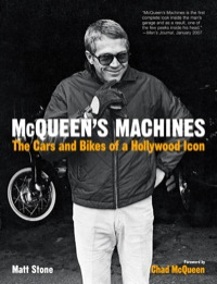 McQueen's Machines              by             Matt Stone