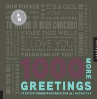 1,000 More Greetings              by             Aesthetic Movement