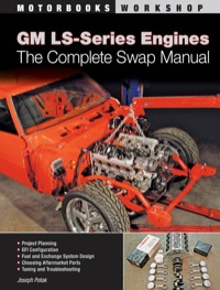 GM LS-Series Engines              by             Joseph Potak