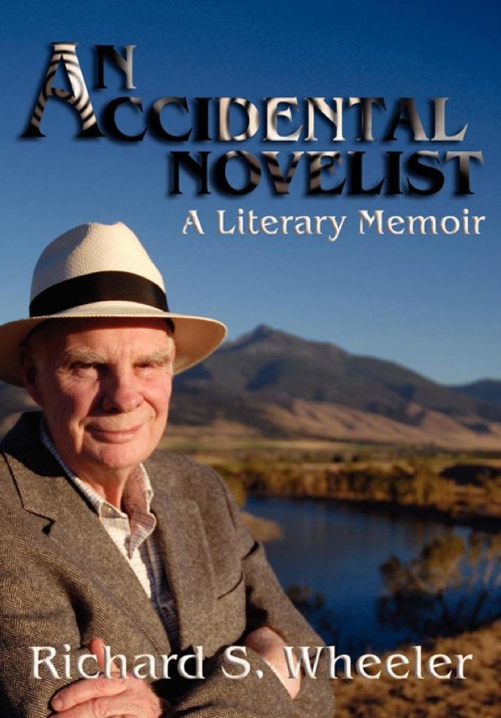 An Accidental Novelist: A Literary Memoir