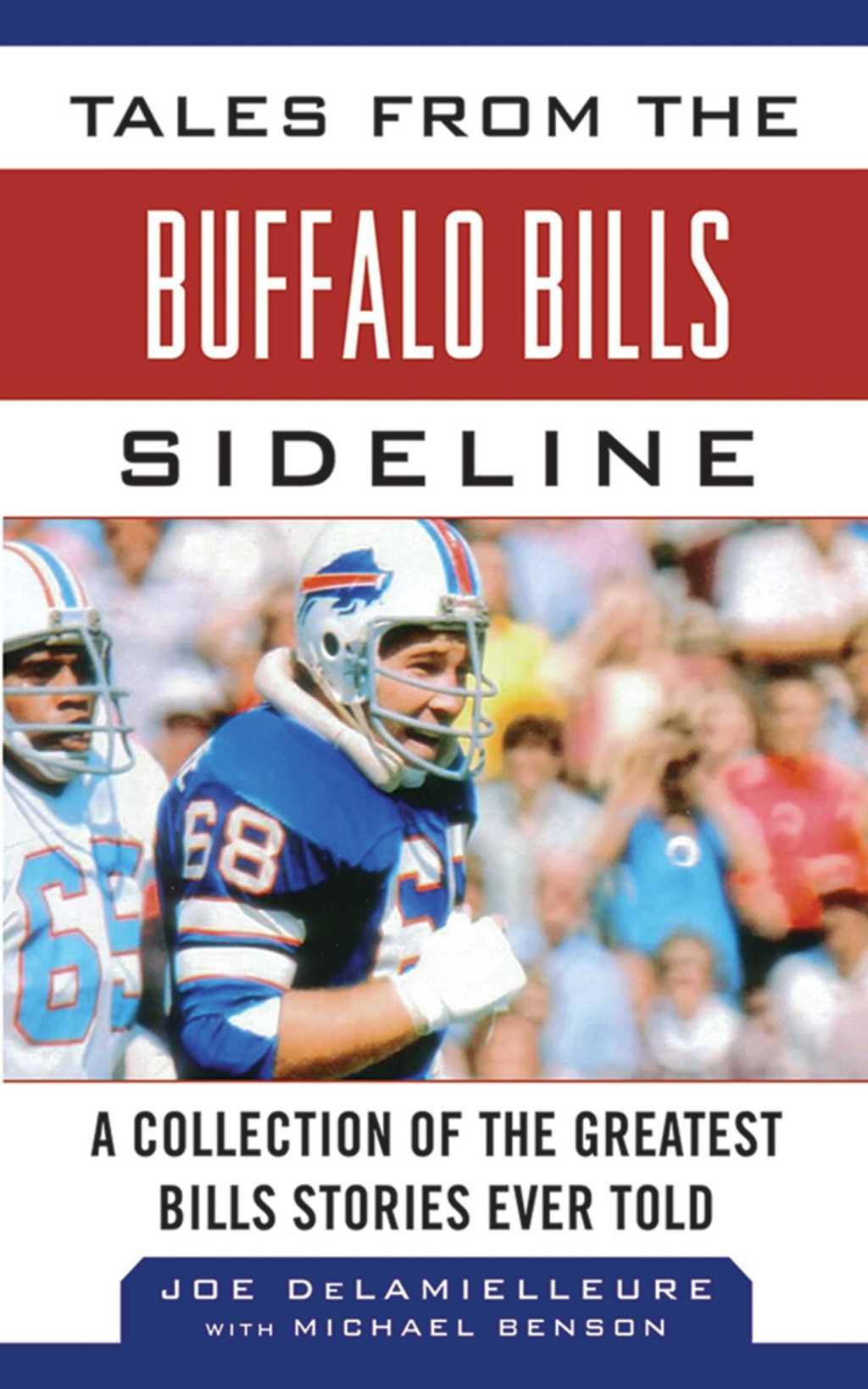 Tales from the Buffalo Bills Sideline (eBook)