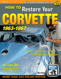 How to Restore Your Corvette: 1963-1967 9781613251003